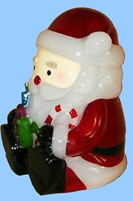 Christmas LED Nightlight (Santa)