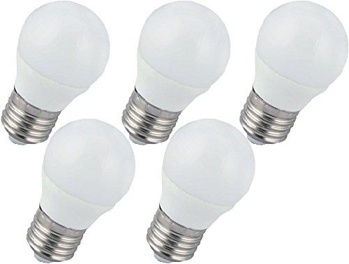 Energy LED - Bombilla LED casquillo E27 potencia 6W equivalencia 42W incandescente 540 Lúmenes Temperatura 6000ºK