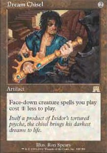 Magic: the Gathering - Dream Chisel - Onslaught