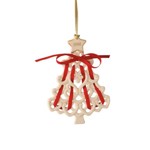Lenox 2008 Christmas Wrappings - Tree Ornament ()