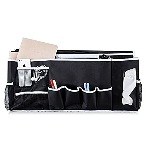 Review Bedside Caddy Hanging Storage