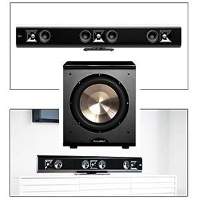 Klipsch Gallery G-42 Soundbar-free BIC Acoustech Pl-200