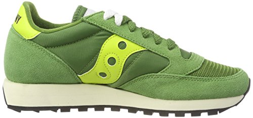 green Donna Outdoor Jazz Verde Vintage O 5 Scape Sport Per Saucony znaHTxwa