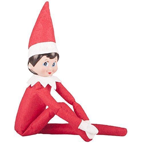 CHICVITA Christmas Elf Toy Doll Boy and Girl Decorations (Christmas Elf Toy)