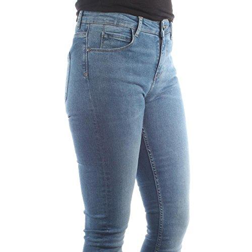 Azul 081 Aus Para Blue Fritzi Jeans Basic Downey Ajustados Skinny Mujer Preußen light ZwqfHzq7xn