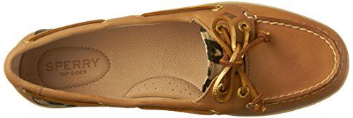 Sperry Top-Sider Firefish Animal barco zapatos de la mujer Linen