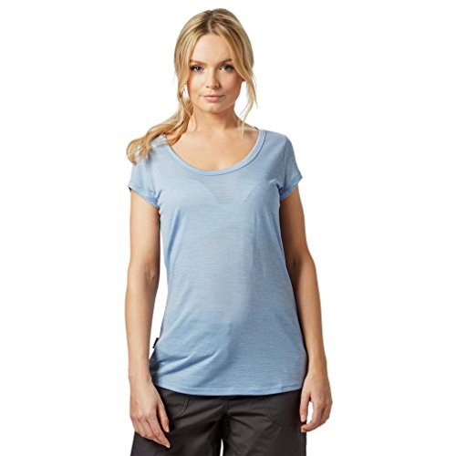 Icebreaker Merino Spheria Short Sleeve Scoop Neck Shirt, New Zealand Merino Wool