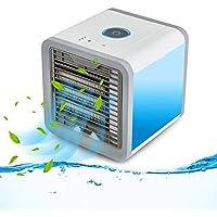 Aire Acondicionado Portátil Enfriador, Climatizador Evaporativo, Aire Acondicionado