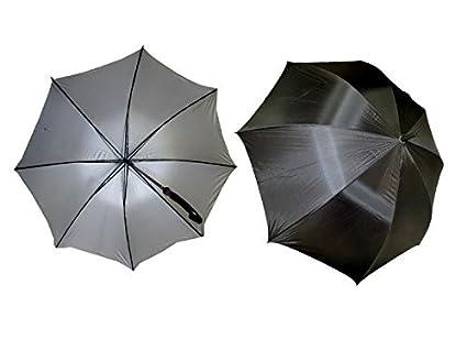 Lote 6 - Paraguas `Elegance` 70cm colores variados - Calidad COOLMINIPRIX®