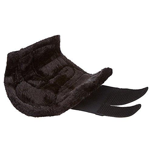 Lemieux black Brushing Fleece Black Mixte Bottes rwn1xrZAq
