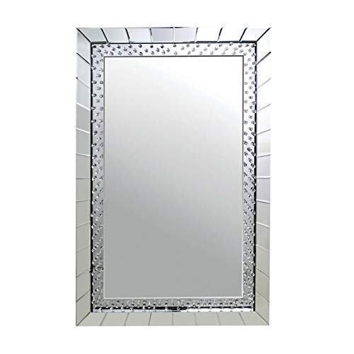 Acme Furniture 97386 Nysa Accent Wall Mirror by Acme Furniture (Image #2)