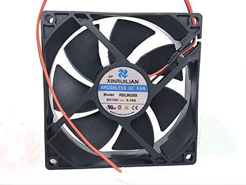 for RDL9025S DC12V 0.16A 9025 RUILIAN Science Refrigerator Fan