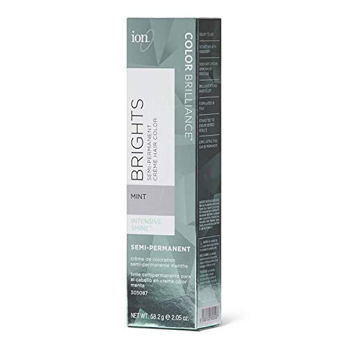 Ion Mint Semi Permanent Hair Color Mint