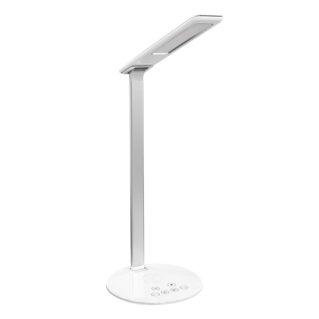 Amazon.com: Poste libre, 2 en 1 LED lámpara de mesa plegable ...
