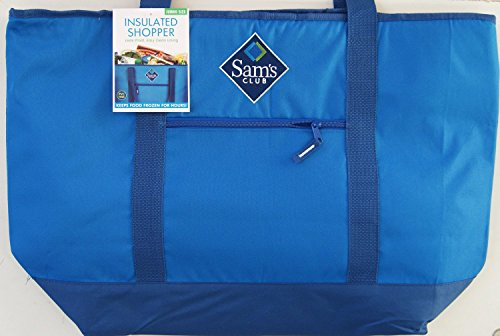 Cooler Insulated Shopper Lining Sams product image