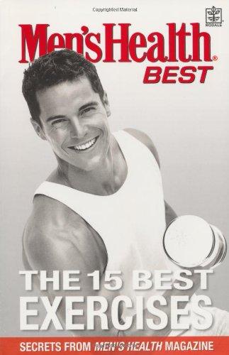 Read Online Men's Health Best the 15 Best Exercises pdf epub