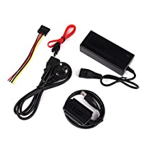 """KINGMAK Multifunction 5Gbps USB 3.0 to IDE/SATA Adapter Cable With USB Power Cable For 2.5""""/3.5"""" Hard Disk Driver"""