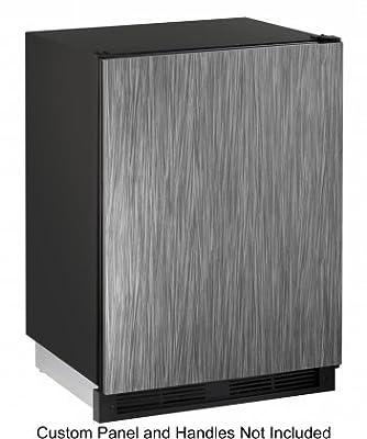 "U-Line U1224BEVINT60B 5.4 cu. ft. Capacity 24"" 1000 Series Built In Compact Beverage Center in Panel Ready"