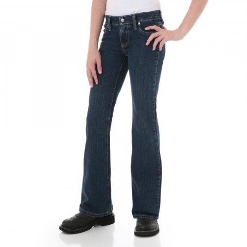 wrangler-grq20-girls-cowgirl-cut-ultimate-riding-jean-q-baby-7-14-black-magic-size-14-slim