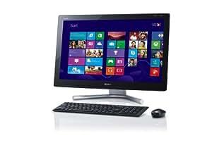 """Sony SVL24147CXB 2.4GHz i7-3630QM 24"""" 1920 x 1080Pixeles Pantalla táctil Plata pcs todo-en-uno - Ordenador de sobremesa All in One (61 cm (24""""), Full HD, 3ª generación de procesadores Intel® Core™ i7, 8 GB, 2000 GB, Windows 8)"""