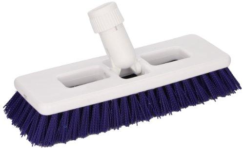 Swivel Scrub Brush - Impact 37000 Plastic Heavy Duty Swivel Scrub Brush, 15/16