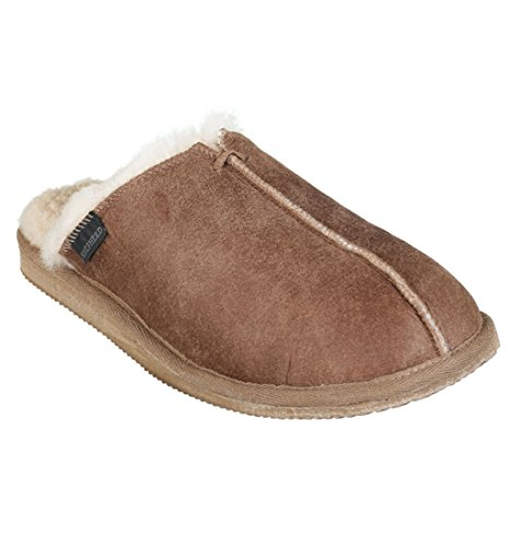 Shepherd ( Wassbring ) - Zapatillas de estar por casa para hombre Marrón marrón coñac