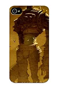 New Crazinesswith Super Strong Shadow Of The Colossus Tpu Case Cover Series For Iphone 4/4s