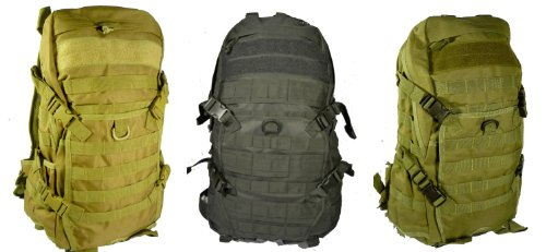 Tactical MOLLE XR Explore Pack Backpack (Army Green), Outdoor Stuffs