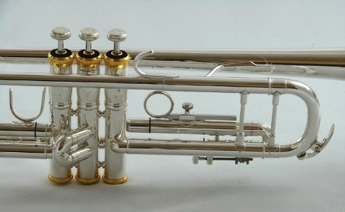 Schiller American Heritage 78 Trumpet - Silver & Gold