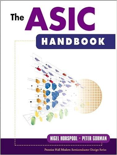 The Asic Handbook Nigel Horspool Peter Gorman 9780130915580