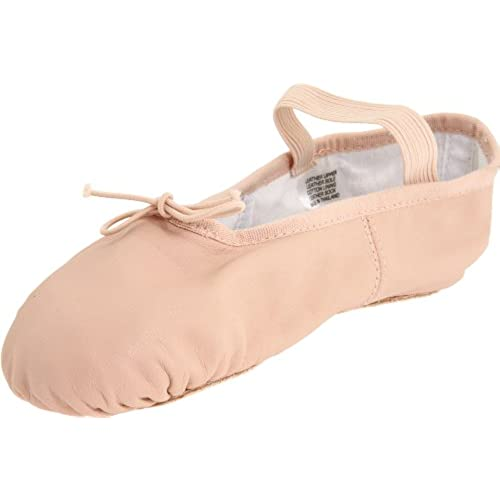 new Bloch Women's Dansoft Ballet Slipper(Wide)
