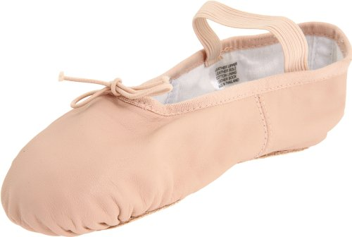 [Bloch Women's Dansoft Ballet Slipper,Pink,4 B US] (Dance Costumes Supplies Sydney)
