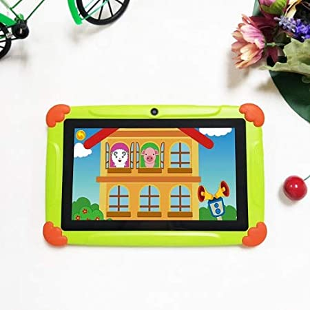 Kids Tablet Android 8.1, Pantalla de 7 Pulgadas, Tablet PC con ...