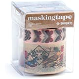 Washi tape 10 Scrap coquette