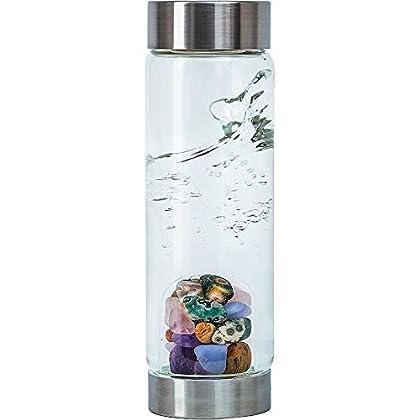 Image of Carafes & Pitchers Vitajuwel Gemwater Bottles 5 Elements
