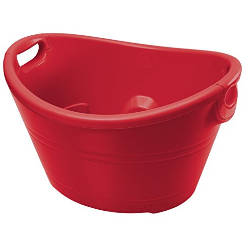 Igloo Insulated Party Bucket, Inferno Red, 20 Quart