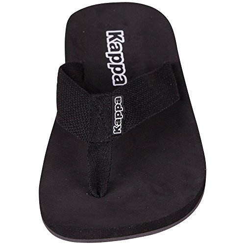 White Unisex Black 1110 White Flip Adults Amphib Black Footwear 1110 Black Kappa Unisex Sandals Flop qWwx6CWtfZ