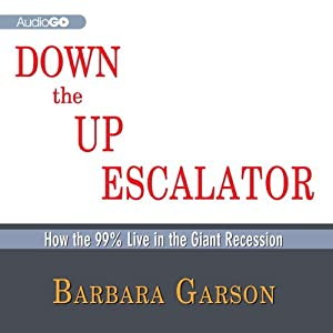 Down the Up Escalator Audiobook