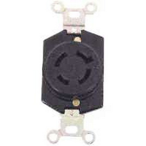 (20a 4wire Gnd Lock Receptacle)