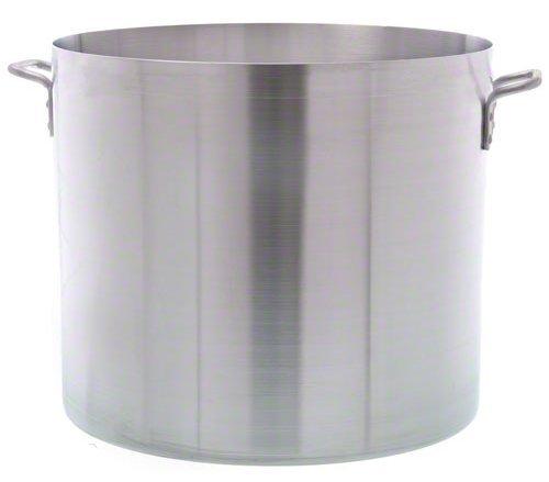 Update International (APT-100) 100 Qt Aluminum Stock Pot,Silver