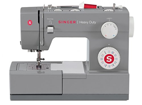 SINGER Heavy Duty Máquina de coser Máquina de coser automática Gris Costura