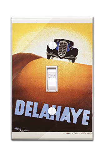 delahaye-vintage-poster-artist-perot-france-c-1935-light-switchplate-cover