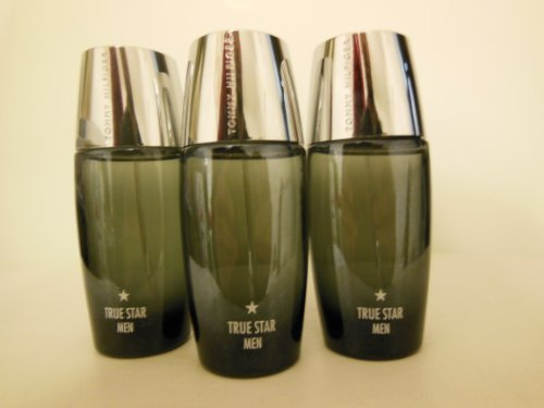 (True Star by Tommy Hilfiger 3Pc 1.7oz EDT Spray Men)