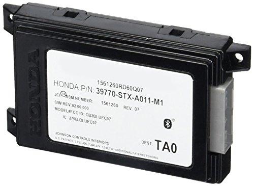 (Acura Genuine 39770-STX-A01 HFT Bluetooth Unit)