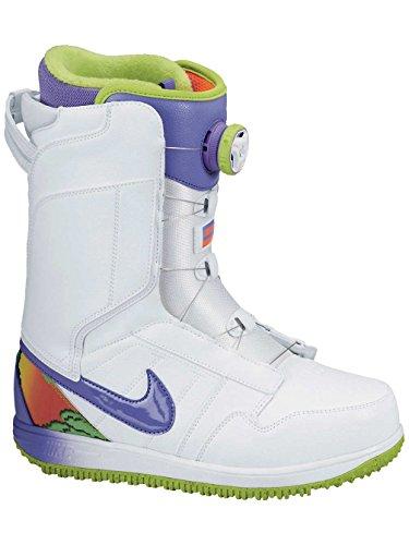 Nike Vapen X Boa Snowboard Boot - Women's White/Fierce Gr...