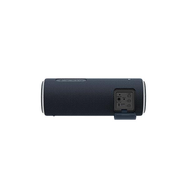 Sony SRS-XB21 Enceinte portable sans fil Bluetooth Waterproof avec effet lumineux - Noir 4