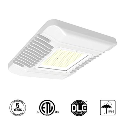 LED Canopy Light150W(600 HID/HPS Equivalent)-120Lm/W14.96u0027u0027 x 14.96u0027u0027 5000K Daylight White100-277VIP65 for Gas StationGymWarehouseParking Garages ...  sc 1 st  Donations Central & LED Canopy Light150W(600 HID/HPS Equivalent)-120Lm/W14.96u0027u0027 x ...