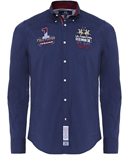 la-martina-mens-slim-fit-forest-shirt-navy-l