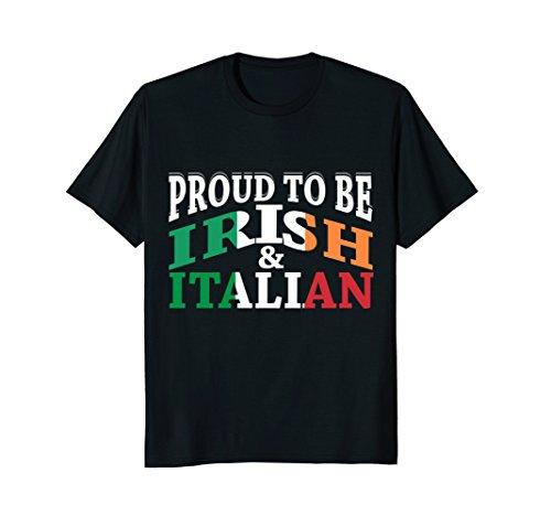 Proud Irish Italian St Patrick