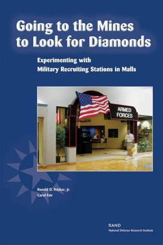 Going to the Mines to Look for Diamonds: Experimenting with Military Recruiting Stations in - Memorial Shopping Mall